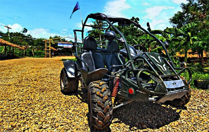 ATV / Buggy to Mt. Luho
