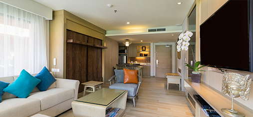 Bali Dynasty Resort Family Suite