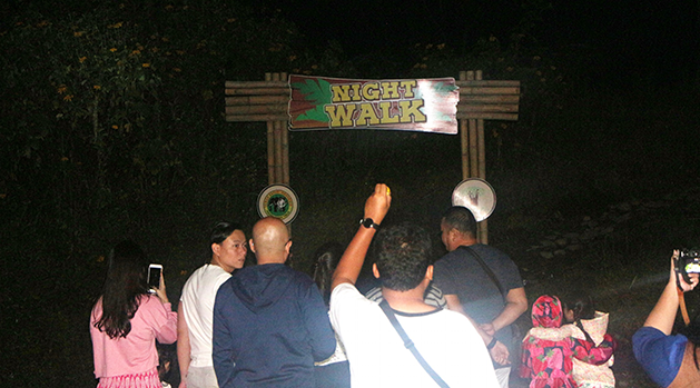 Baobab Safari Resort Night Walk