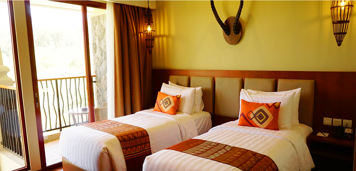 Baobab Safari Resort Deluxe Room