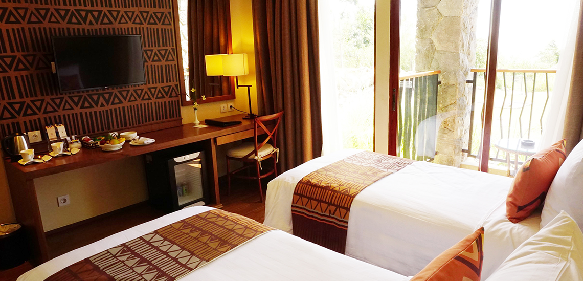 Baobab Safari Resort Premium Room