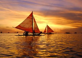 Boracay Paraw Sunset Sailing