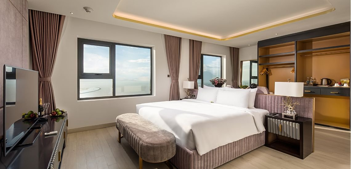 Danang Golden Bay Hotel President Suite