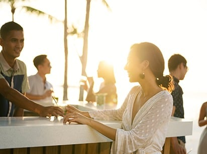 Discovery Shores Boracay Happy Hour
