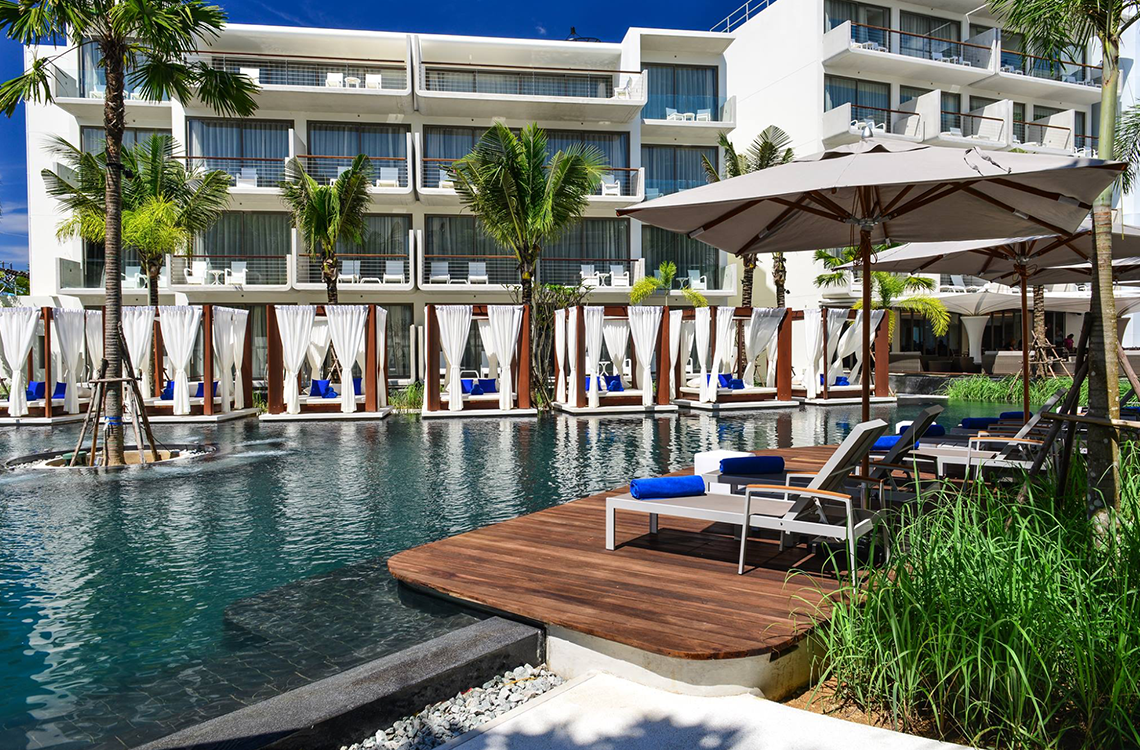 Dream Phuket Hotel & Spa Swimming Pool