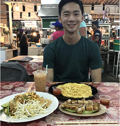 Dinner at Naka Market