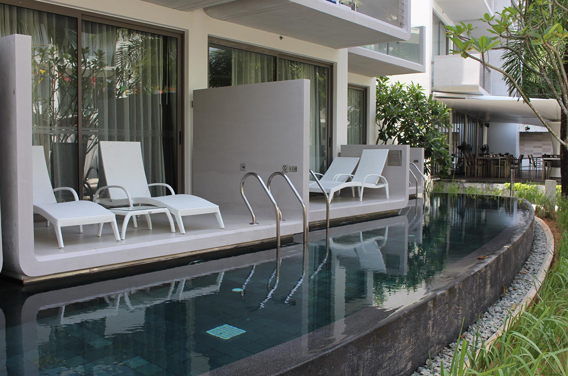 Dream Phuket Hotel & Spa Deluxe Dip Pool
