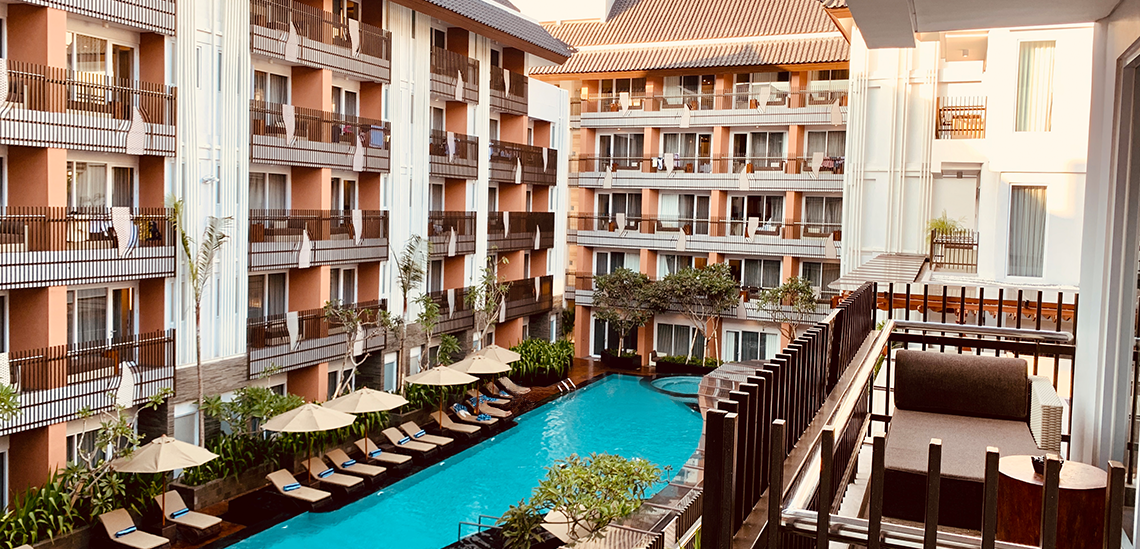 Fairfield by Marriott Kuta Sunset Road Premium Pool View