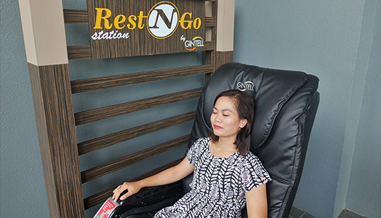 Rest N Go Station