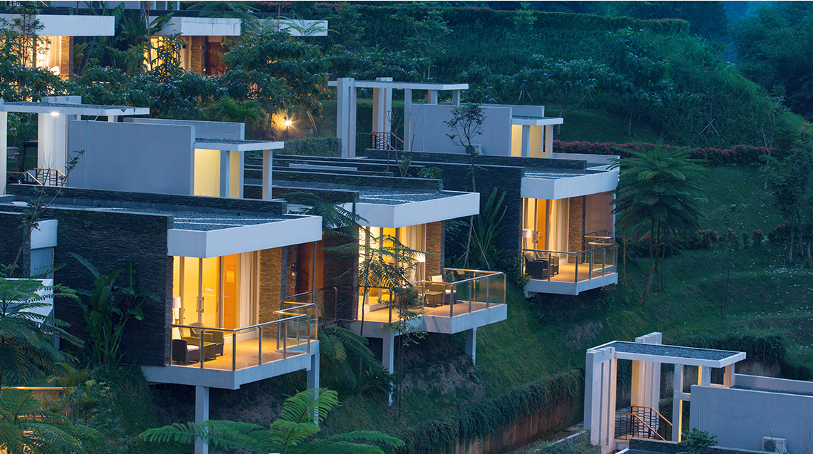 Intercontinental Bandung Dago Pakar Hotel Review Our Stay