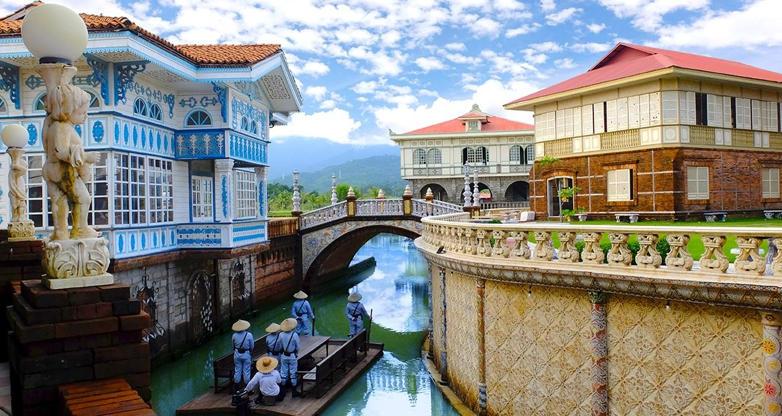 Las Casas Filipinas de Acuzar Hotel Review