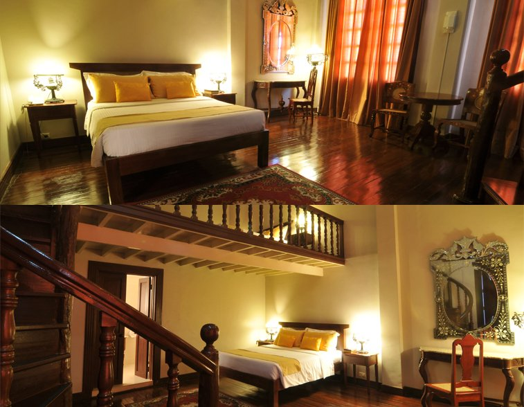 Las Casas Filipinas de Acuzar Studio with Loft