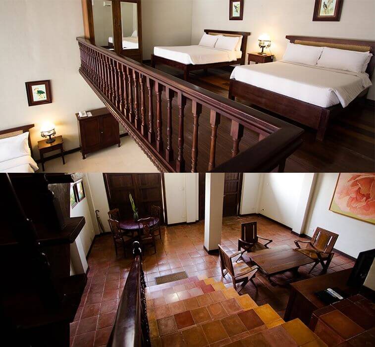 Las Casas Filipinas de Acuzar Executive Suite