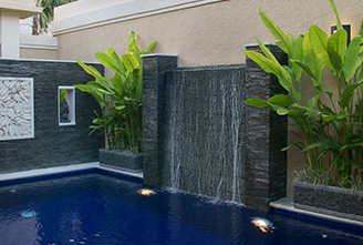 My Villas in Bali private pool