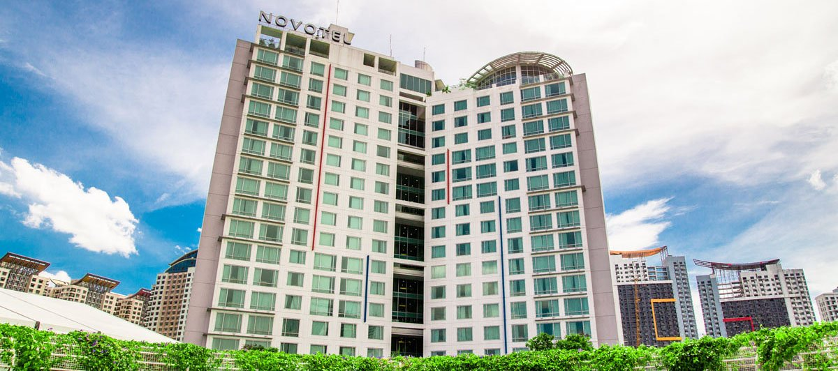 Novotel Manila Araneta Center Hotel Review