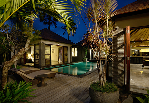 Peppers Seminyak Two Bedroom Pool Villa
