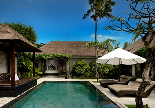 Peppers Seminyak Three Bedroom Royal Pool Villa