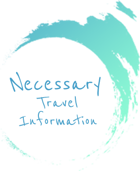 Necessary Travel Information