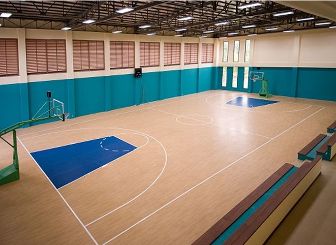 Pico Sands Hotel basketball court