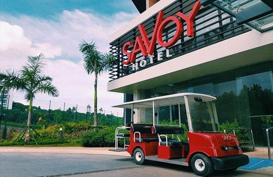 How to get to Savoy Hotel Boracay