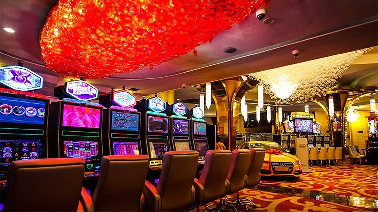Thunderbird Resorts gaming facilities
