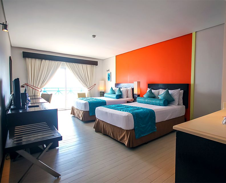 Thunderbird Resorts & Casinos – Poro Point deluxe rooms