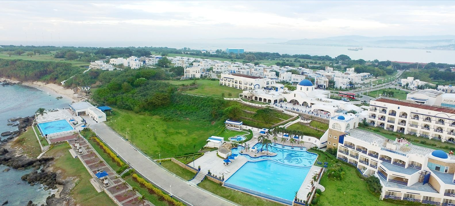 Thunderbird Resorts & Casinos – Poro Point resort view