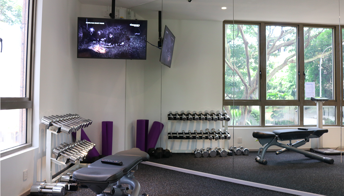 Winsland Serviced Suites by Lanson Place Gym