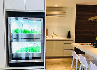 Winsland Serviced Suites by Lanson Place Urban Cultivator
