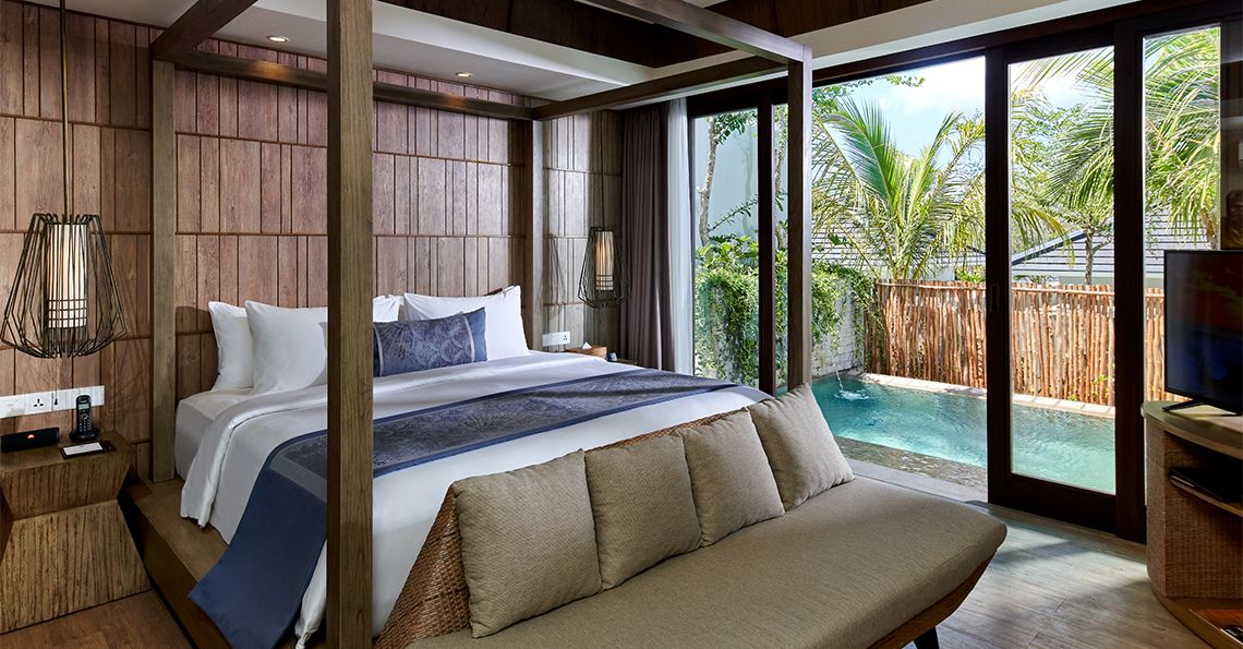 X2 Bali Breakers One-BD Deluxe Pool Villa